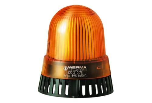 SP272/5 - Alarm lamp and buzzer