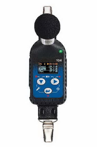 SV 104A – Personal noise dosimeter