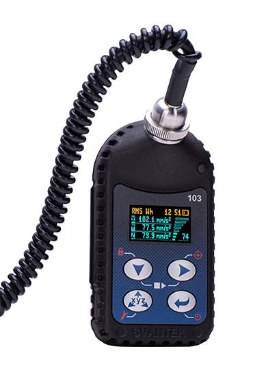 SV 103 – Hand-Arm Vibration Dosimeter