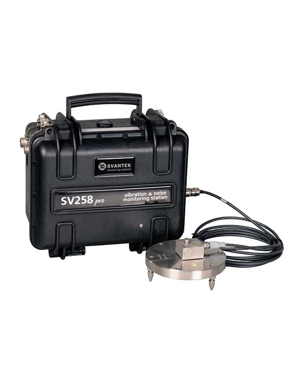 SV 258PRO – Noise and Vibration Monitoring Station