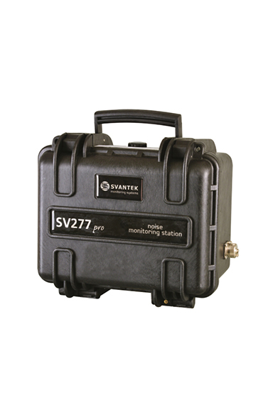 SV 277 PRO – Noise Monitoring Station