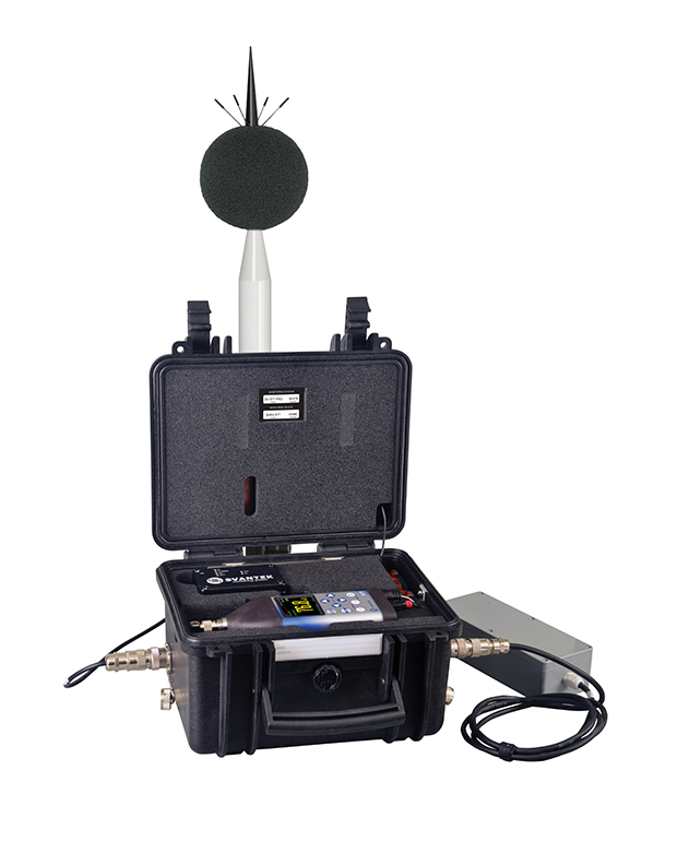 SV 277 PRO – Noise Monitoring Station