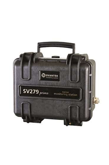 SV 279 PRO – Noise Monitoring Station