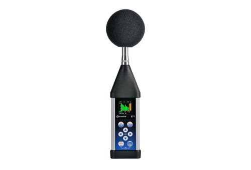 SV_CA_SLM - Accredited calibration of the sound level meter according to EN 61672-3:2014
