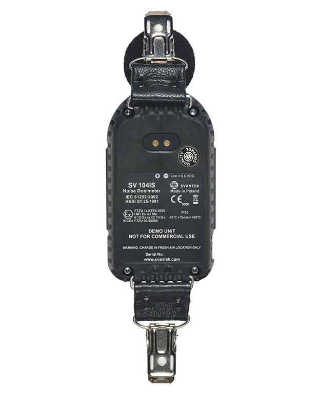 SV 104IS – Intrinsically safe noise dosimeter
