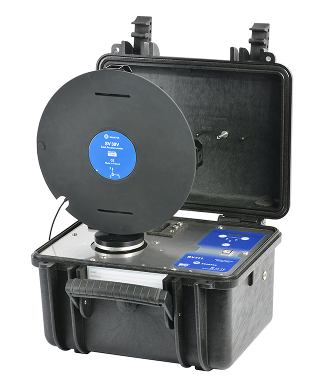 SV 111 – Portable Vibration Calibrator