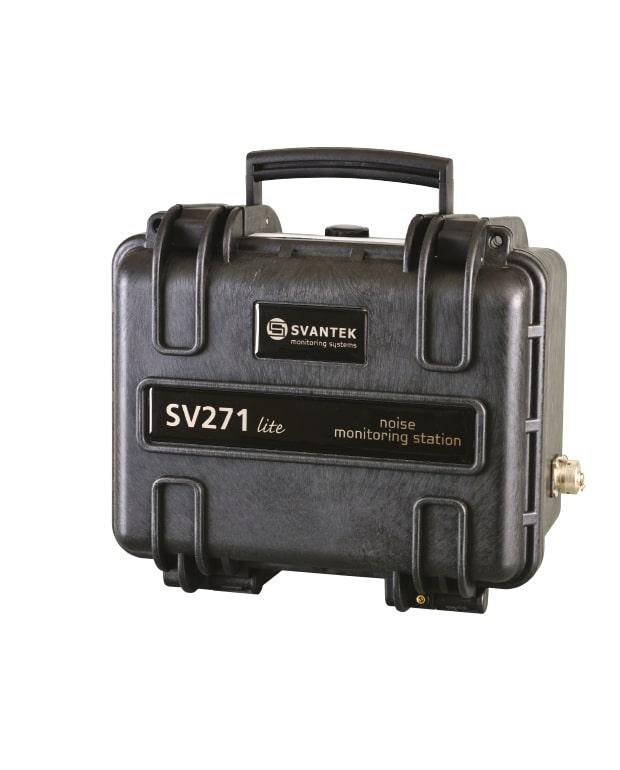 SV 271 LITE – Noise Monitoring Station