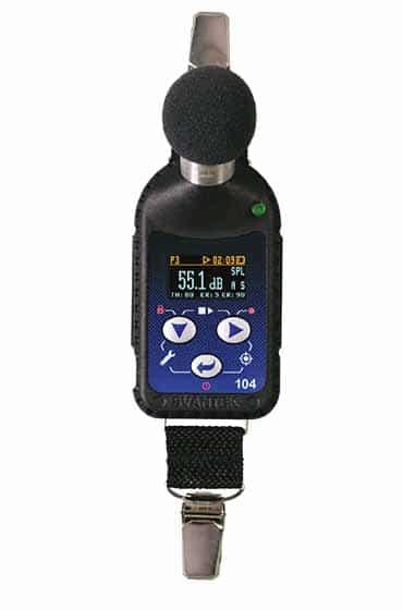 SV 104 – Personal noise dosimeter