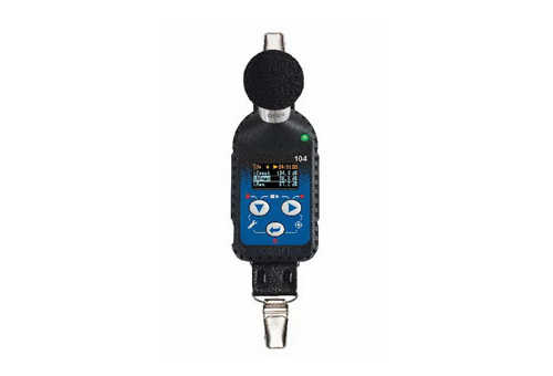 SV_CA_DOSE_1 - 1-channel Sound Exposure Meter acc. to IEC 61252 calibration